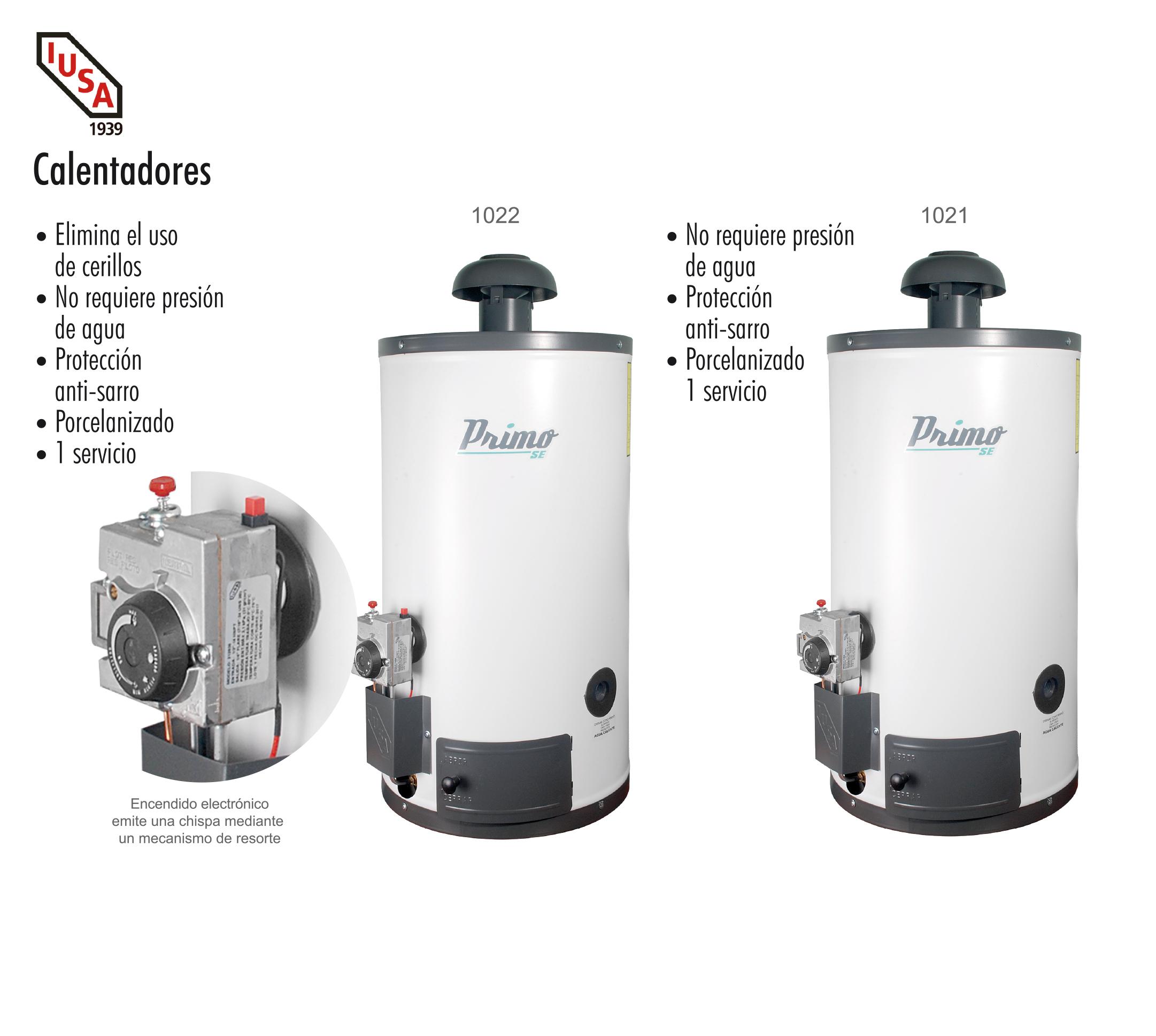 boiler 38 Lts Automatico
