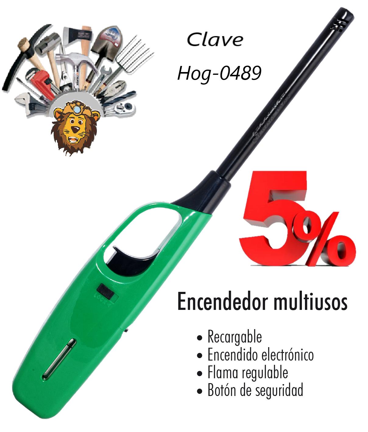 Encendedor 5%