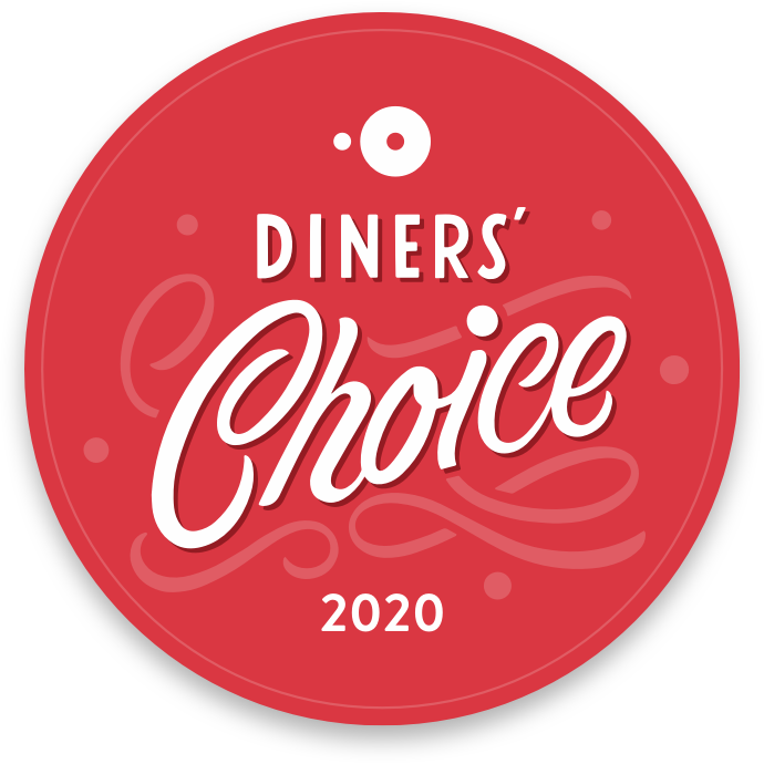 Vicari Diners Choice OPEN Table Award winner 2020