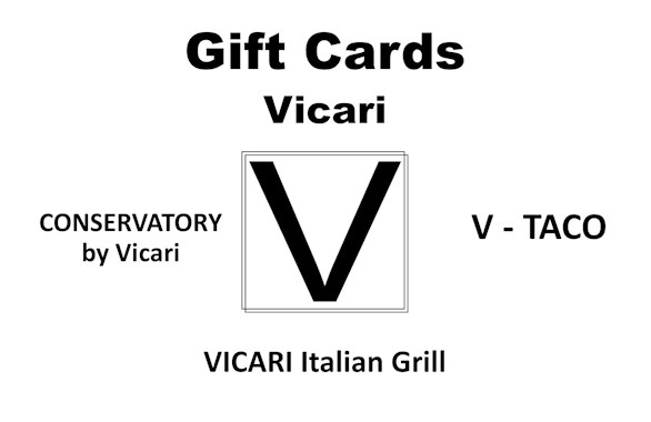 Vicari Gift Cards