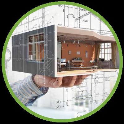 Diseño, planos y tramite de permisos de construcción