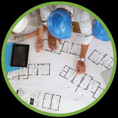 Dirección de obra, administración y gerencia de proyectos