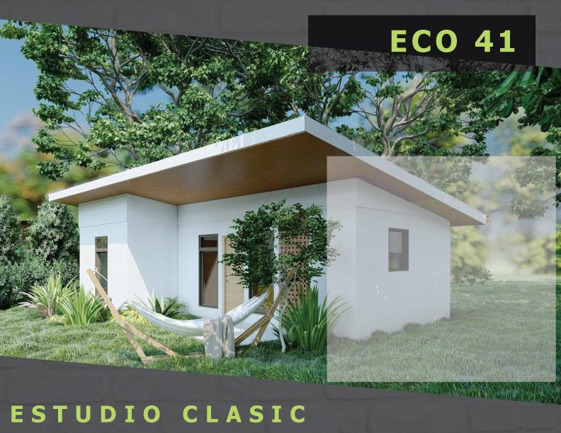 ECO 41. ESTUDIO CLASIC