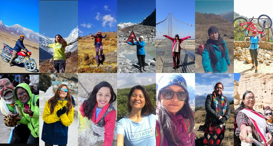 Solo Woman Travellers 2018